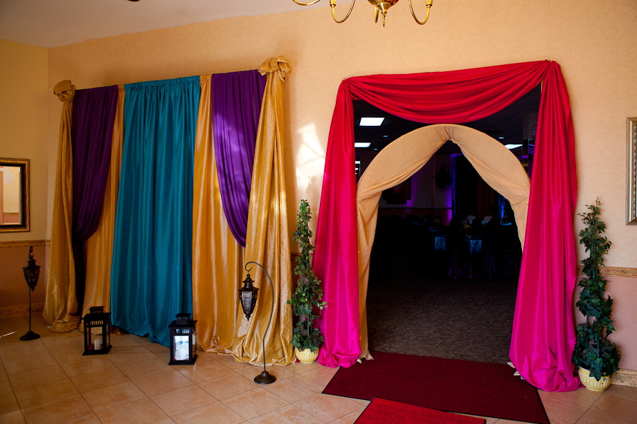 International Banquet Hall –   Princess Jasmine