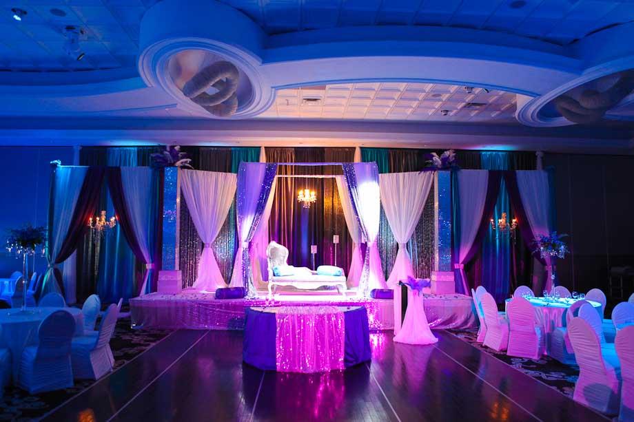Apollo True Romance Wedding Reception At Apollo Convention Centre Khazana Creations