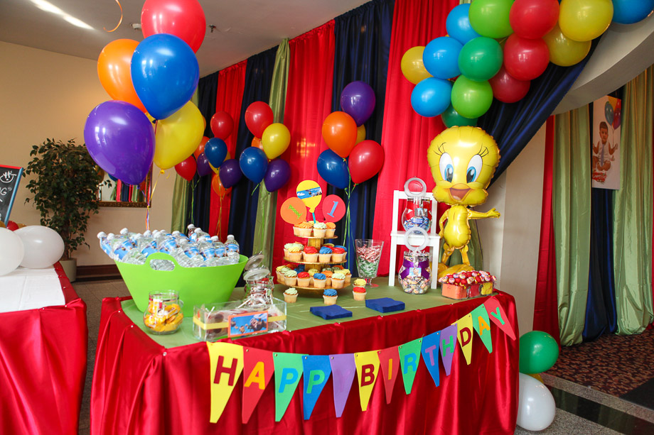 Armaan – Up! Theme 1st Birthday