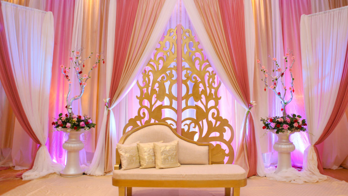 Featured Wedding Decoration