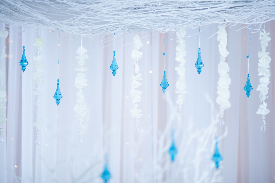 Winter Wonderland – Suhaag Magazine Editorial